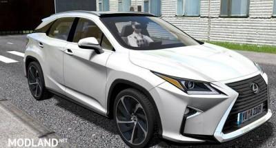 City Car Driving 1.5.9 – 2017 Lexus RX350 [1.5.9] - Direct Download image